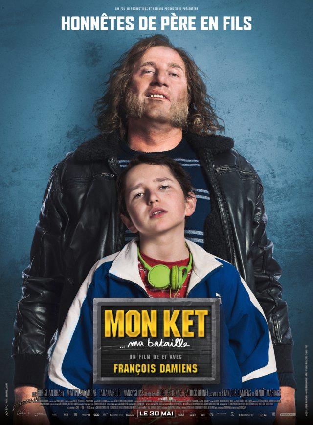 Mon Ket ma bataille un film de François Damiens