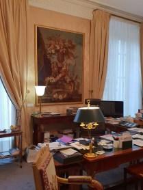 Bureau du président du Sénat