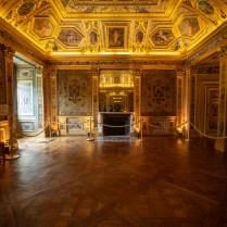 La salle du livre d'or