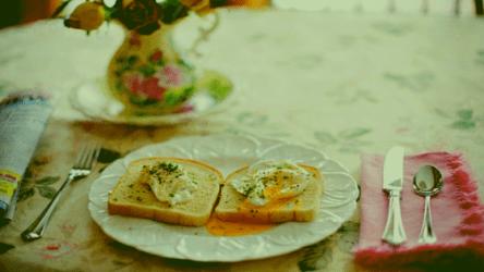 Desayuno de matrimonio