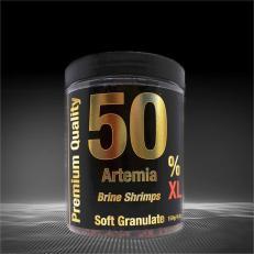 Гранулированный корм для дискусов - Artemia/ Brine Shrimps Soft 50% XL
