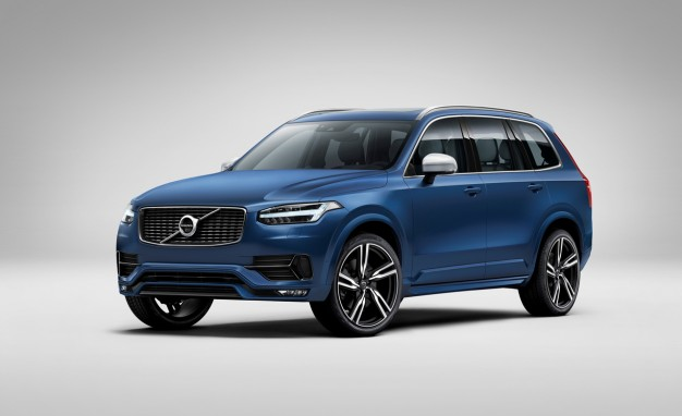 Volvo XC90 Excellence Hybrid