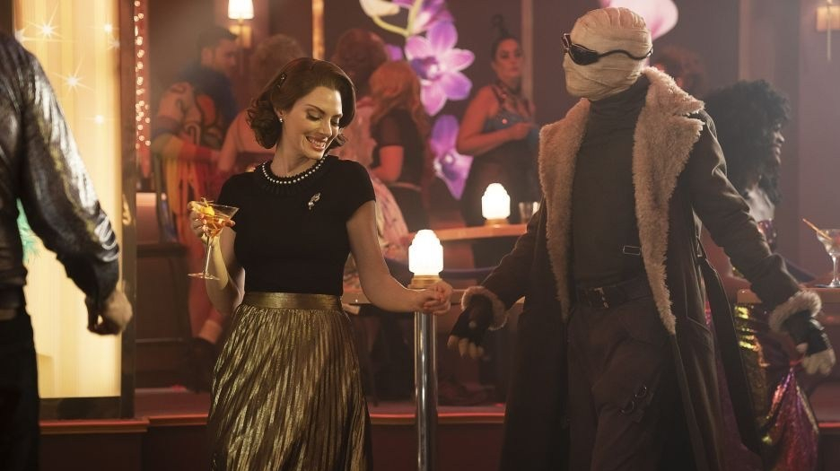 Doom Patrol Season 2 Episode 4 Review A Sex Filled Adventure