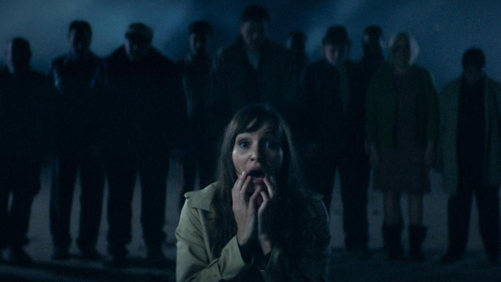 Jocelin Donahue as seen in the SXSW 2021 horror film Offseason.