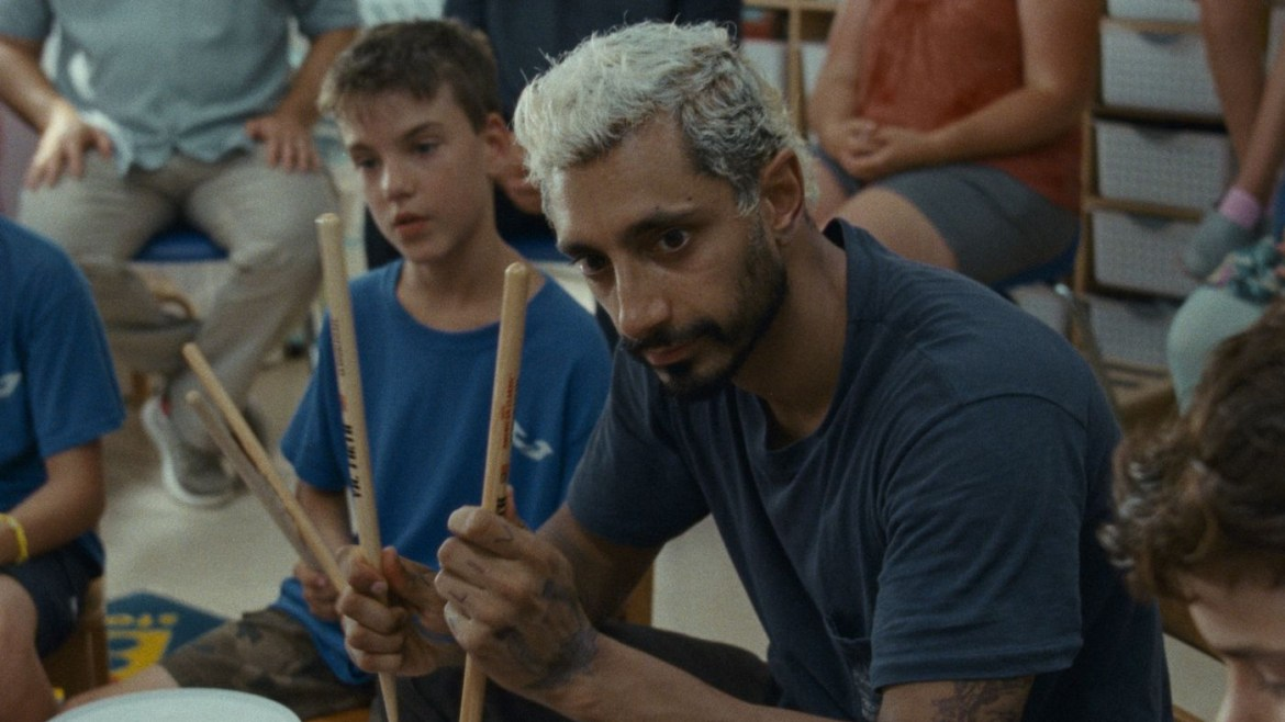 Riz Ahmed in the 6 time Oscar nominated film Sound of Metal.