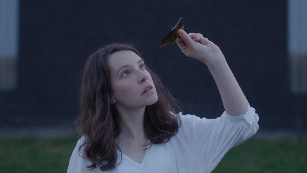 Annes Elwy in the 2021 SXSW Horror film The Feast.