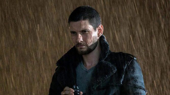 Ben Barnes as Billy Russo in punisher