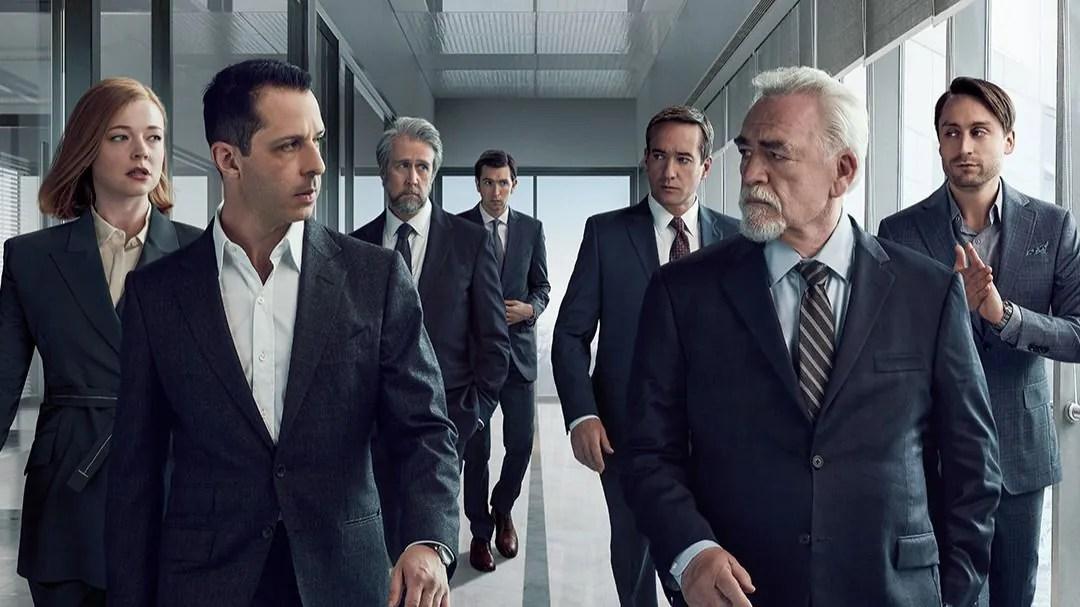the cast of succession season 3