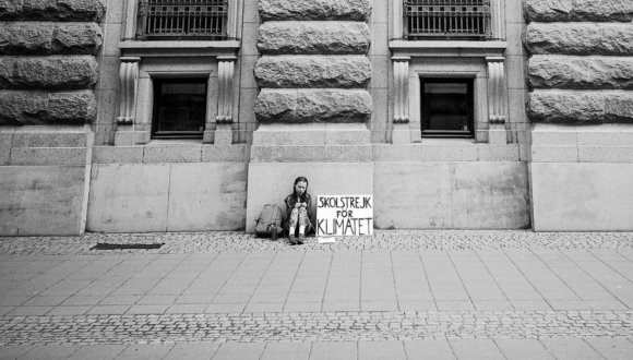 How 16-year-old Greta Thunberg inspired a climate strike movement