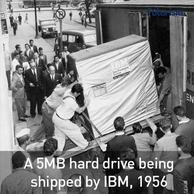 Thefirstsupercomputer,IBM'sRAMACfrom