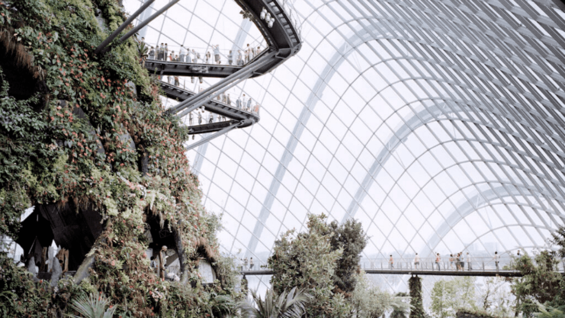 Photographs of the aerotropolis, post-modern cities built around airports