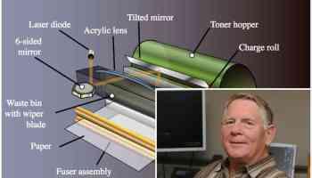 RIP Gary Starkweather, inventor of the laser printer