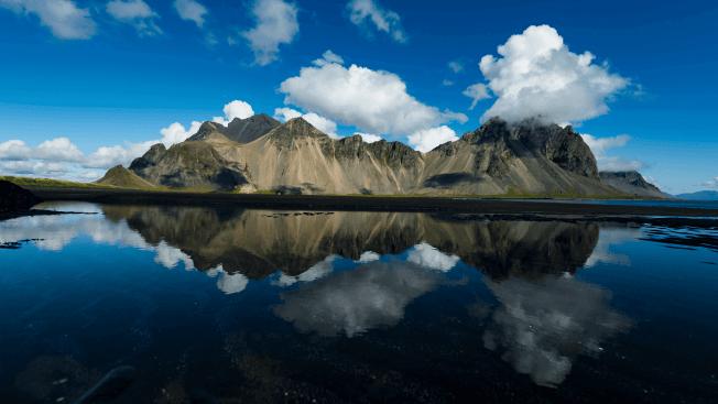 Vestrahorn mountain