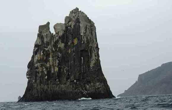 The Rock: Urup Island, Russia