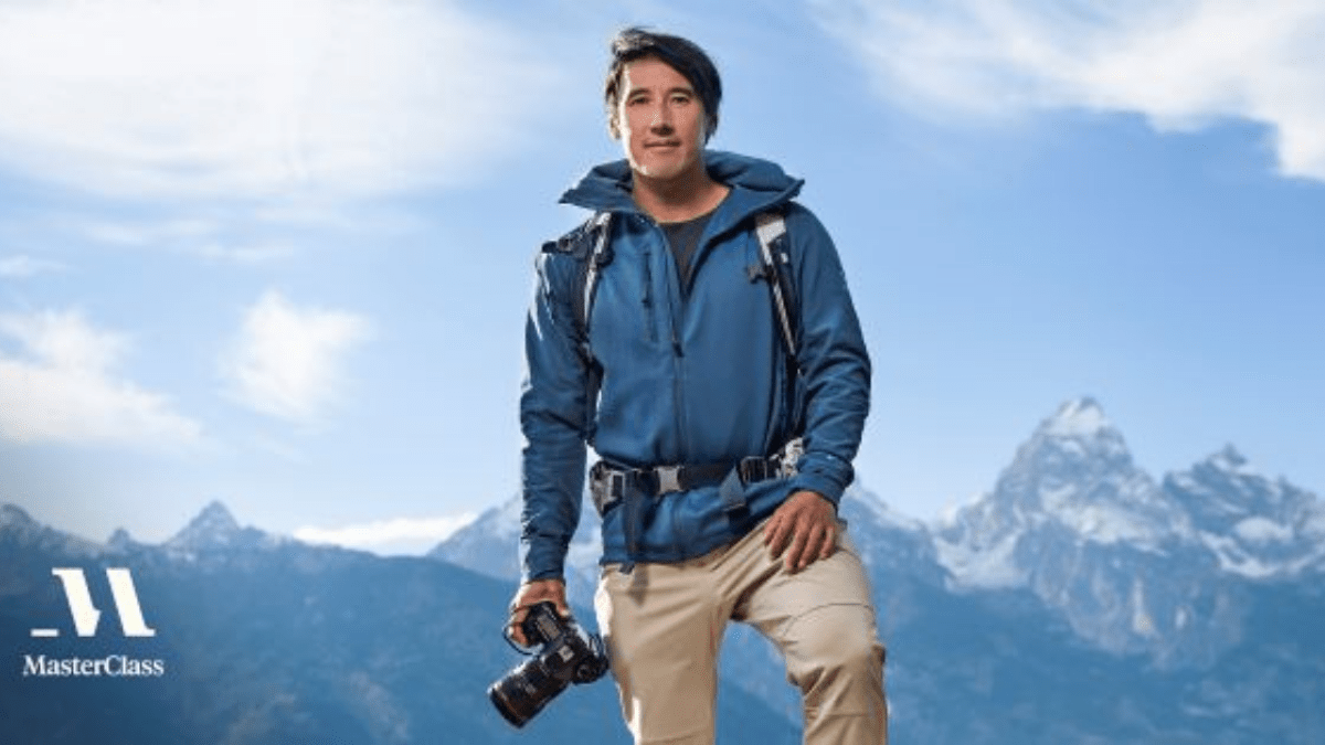 Jimmy Chin Masterclass