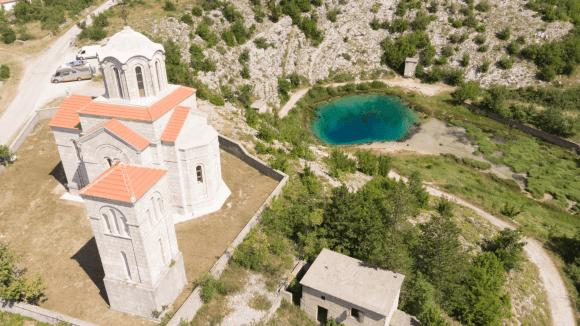 Croatia's Cetina Cave Spring