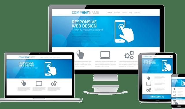 Páginas web adaptadas a todos los dispositivos