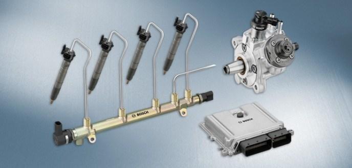 Топливные форсунки Common Rail Bosch