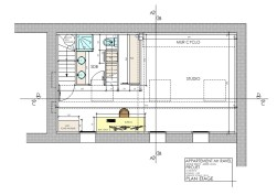 plan projet définitif étage