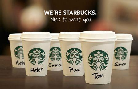 Branding de Starbucks
