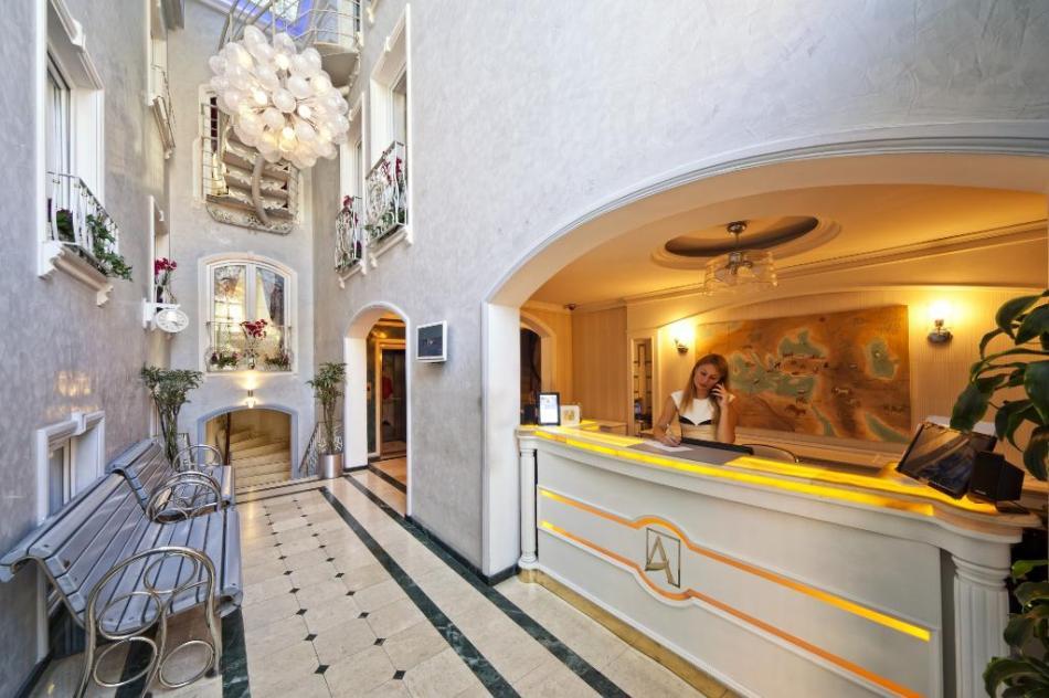 Hoteles en Istambul