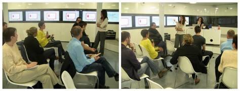talleres y formacion en comunicación social y diseño