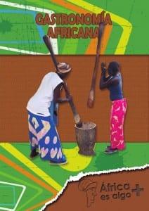 gastronomia africana - comunicación social