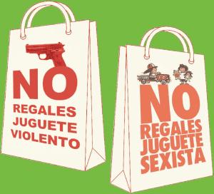 Campaña Juguete No Sexista 2012