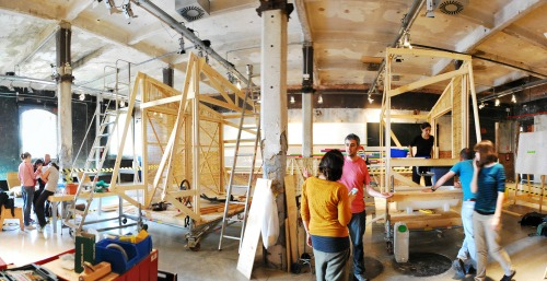 Pez - Madrid - talleres Agroestacion