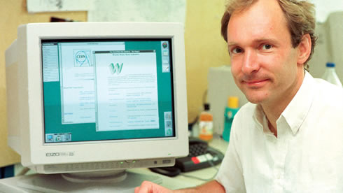 Tim Berners-Lee creador de HTML
