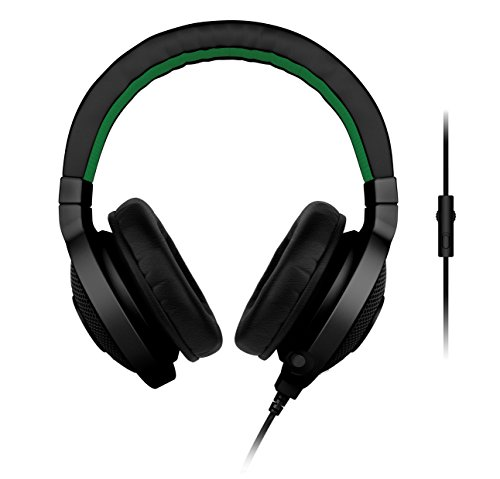 Razer Kraken Pro Analog Gaming Headset for PC, Xbox One and Playstation 4,