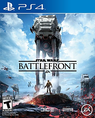 Star Wars Battlefront para PS4 y XBOX One