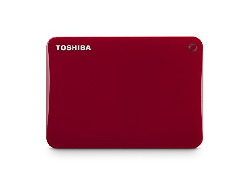 Toshiba Canvio Connect II 3TB Portable Hard Drive