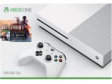 Xbox One S 500 GB Console – Battlefield 1 Bundle
