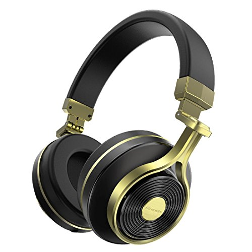 Bluedio T3 (Turbine 3rd) Extra Bass Wireless Bluetooth 4.1 Stereo Headphones