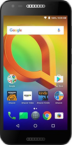 Alcatel A30 GSM – 16 GB – Black – Unlocked