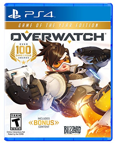 Overwatch – Game of the Year Edition- PlayStation 4
