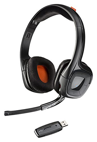Plantronics GameCom P80 Wireless Gaming Headset – PlayStation 4 & PC