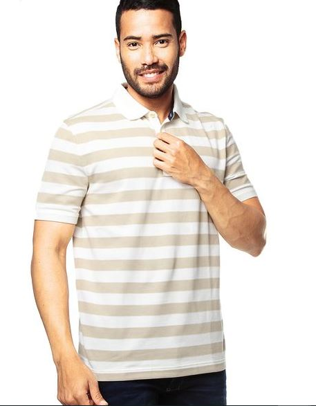 Camiseta Nautica tipo polo 60% off