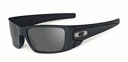 Oakley Fuel Cell Sunglasses Polarized Black