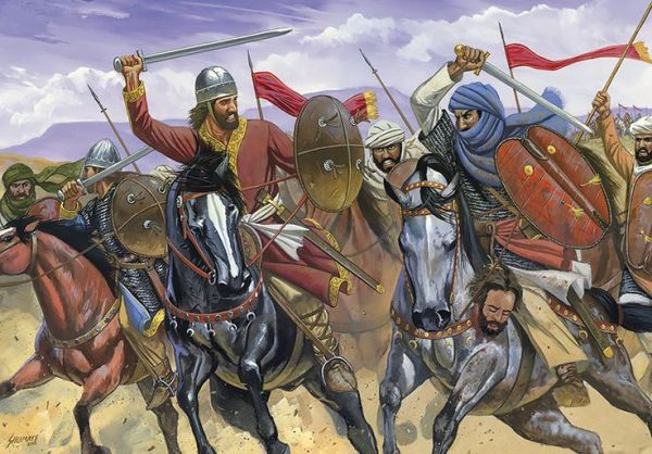Битва при Гвадалете: как арабы захватили Испанию