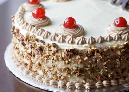 Italian Cream Cake II