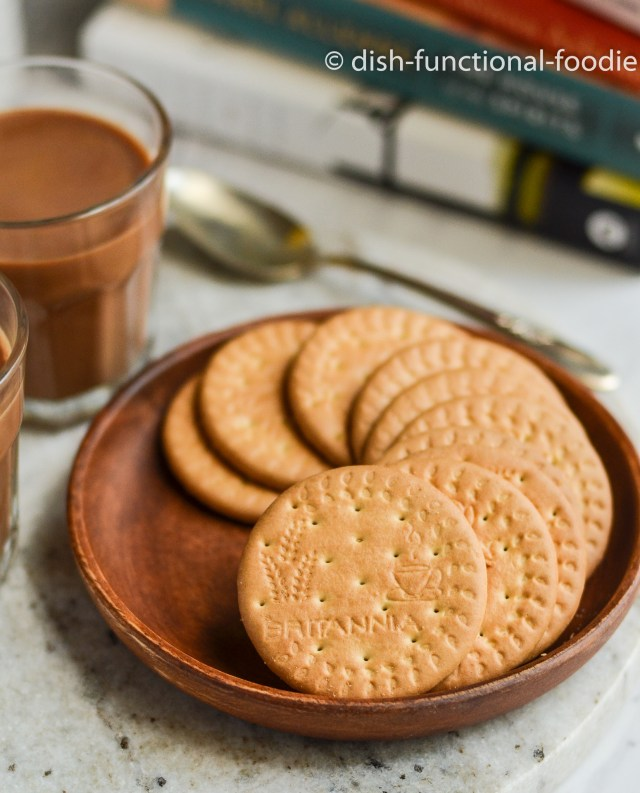 Tea and Marie Biscuit