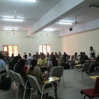 Role play on impact of social networking sites among youth