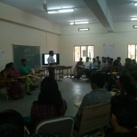 First meeting of ASWAS 2014 - 2015