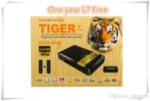 TIGER E400 MINI HD Satellite Receiver Softwar, Tools