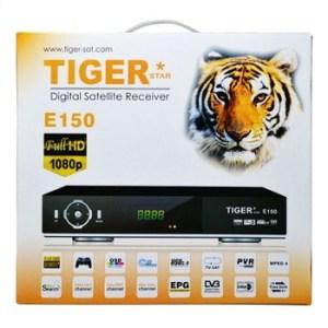 TIGER E150 HD Satellite Receiver Softwar, Tools