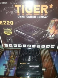 TIGER E220 HD Satellite Receiver Softwar, Tools