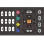 StarMax X100 ALFA Full HD Receiver Remote