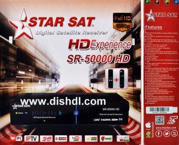 Starsat SR-50000HD Latest Software